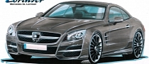 2013 Mercedes-Benz SL Lorinser Tuning Preview
