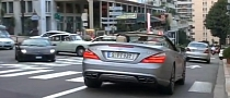 2013 Mercedes SL63 AMG Exhaust Sound is Music [Video]