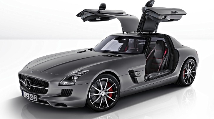2013 Mercedes SLS AMG GT Replaces SLS AMG [Photo Gallery]