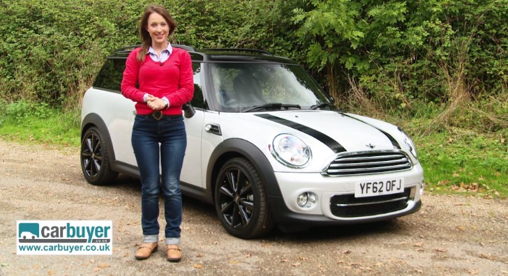 2013 MINI Cooper Clubman Review by Car Buyer [Video]