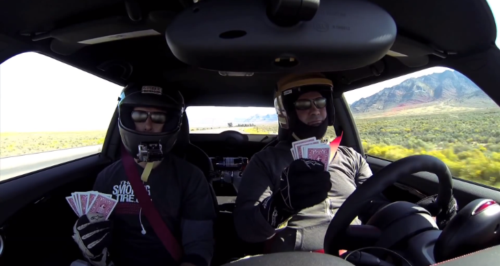 2013 MINI Cooper JCW GP Tested on the Silver State Classic [Video]