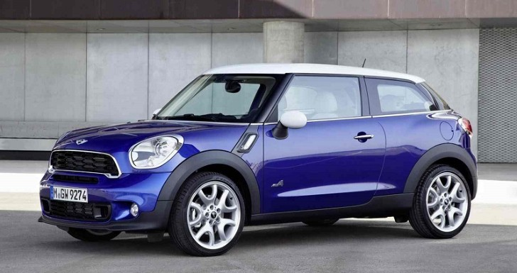 2013 MINI Cooper Paceman S ALL4 Review by The Auto Channel
