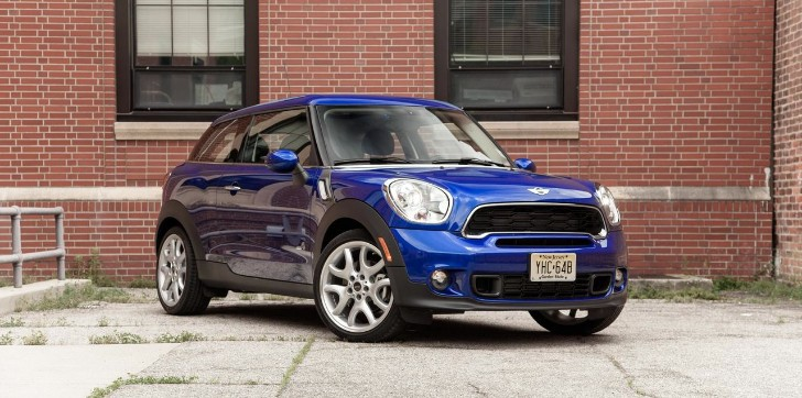 2013 MINI Cooper S Paceman ALL4 Review by Car and Driver