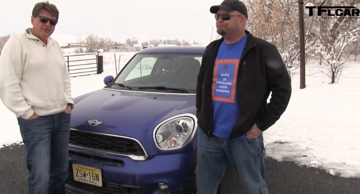 2013 MINI Cooper S Paceman Review by TFLCar [Video]