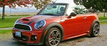 2013 MINI JCW Convertible Review by Autos.ca