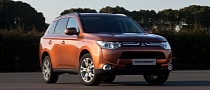 2013 Mitsubishi Outlander: First Photo, Initial Details