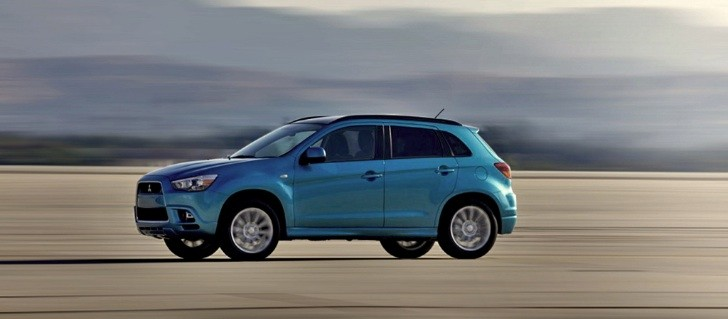 2013 Mitsubishi Outlander Sport Facelift to Debut in New York