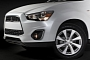 2013 Mitsubishi Outlander Sport Gets Facelift. US Production Announced