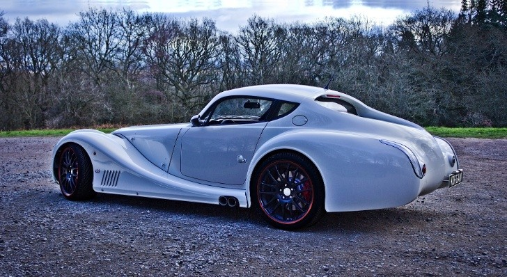 2013 Morgan Aero Coupe Revealed [Photo Gallery]