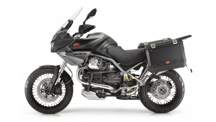 2013 Moto Guzzi Stelvio 1200 NTX ABS Is A Fully-loaded Bike [Photo Gallery]