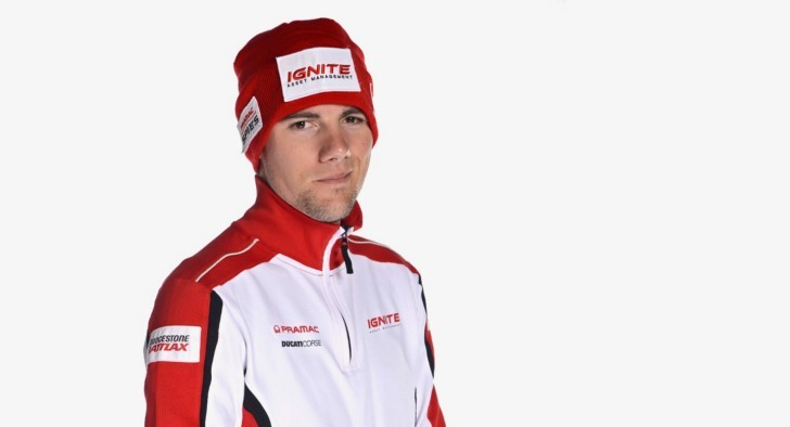2013 MotoGP: Ben Spies Misses Barcelona, Pirro Replaces Him for Ducati Pramac