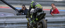 2013 MotoGP: Best Crashes at Brno [Video]