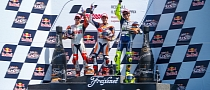 2013 MotoGP: Bradl's Maiden Pole Position and Podium as Marquez Wins at Laguna Seca