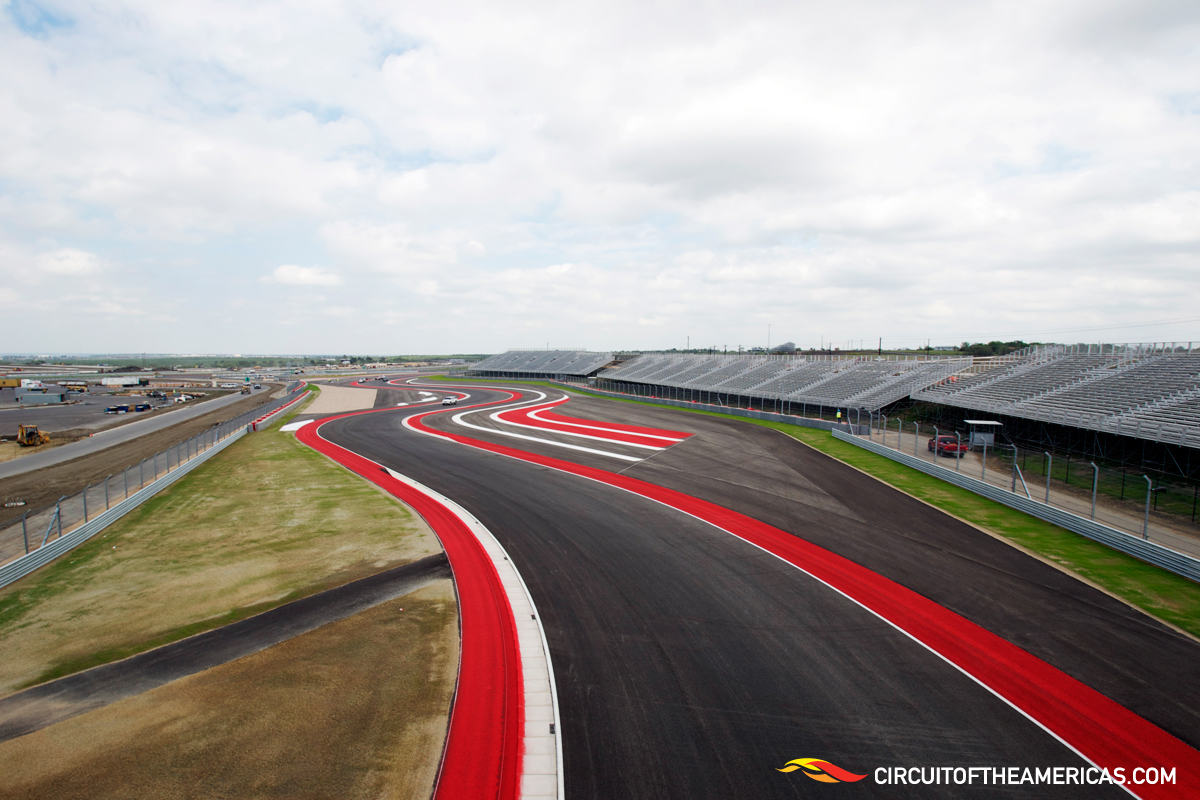 2013 MotoGP Circuit of the Americas Gets Final Tweaks ...