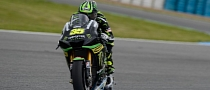 2013 MotoGP: Crutchlow Leads the Final Test Day at Jerez