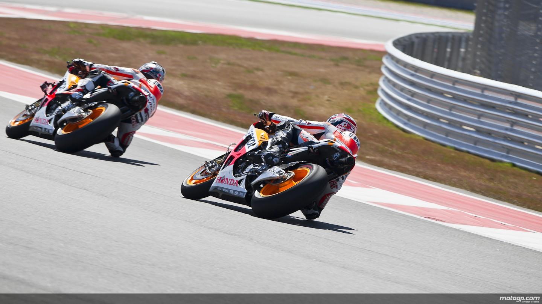 2013 MotoGP: Honda Bikes Are Even Faster at COTA - autoevolution