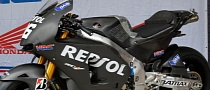 2013 MotoGP: Honda Shows the 2014 RC213V at Aragon