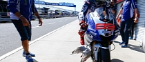 2013 MotoGP: Lorenzo Hits Seagull, Clinches Pole, Breaks Record