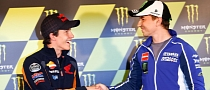 2013 MotoGP: Lorenzo Not Mad at Marquez for Jerez Clash