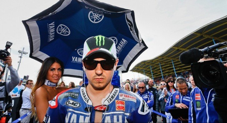 2013 MotoGP: Lorenzo's Collarbone Is Alright after the Saturday Race