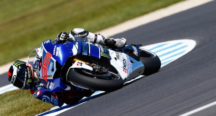 2013 MotoGP: Lorenzo Still Fastest at Phillip Island, Stoner Becomes a MotoGP Legend - autoevolution