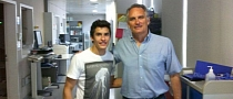2013 MotoGP: Marc Marquez' Fractures Turn Out No Complications