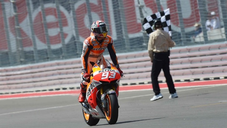 2013 MotoGP: Marc Marquez Is the Worlds Youngest MotoGP Race Winner