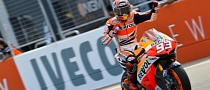 2013 MotoGP: Marquez Could Receive a Penalty for Clashing with Dani Pedrosa