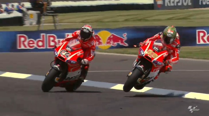 2013 MotoGP: Marquez Dominates the Entire Indianapolis Weekend, Completes US Hat Trick
