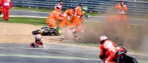 2013 MotoGP: Marquez Receives 2 Penalty Points, Crash Data Released