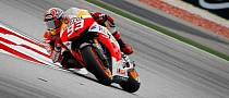 2013 MotoGP: Marquez Steals Pole Position from Pedrosa, Bradl Fractures Ankle