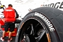 2013 MotoGP: New Bridgestone Hard Tire Introduced at Brno