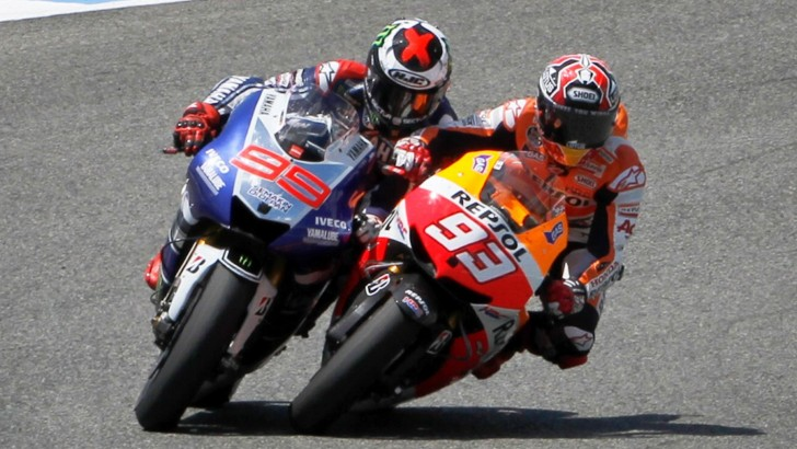 2013 MotoGP: No Penalty for Marquez for Jerez Incident [Video]