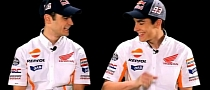 2013 MotoGP: Pedrosa on Marquez, Marquez on Pedrosa [Video]