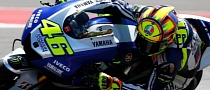2013 MotoGP: Rossi Fastest in Catalunya Practice, Hayden Matches Top Speed Record