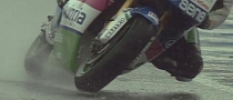 2013 MotoGP: Slow and Wet [Video]