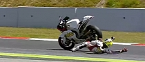 2013 MotoGP: The Catalunya Crashfest