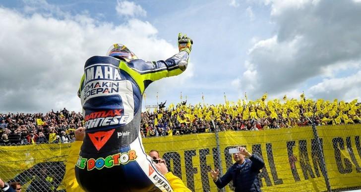 2013 MotoGP: Valentino Rossi Has the Longest Winning Career in the Premier Cl...