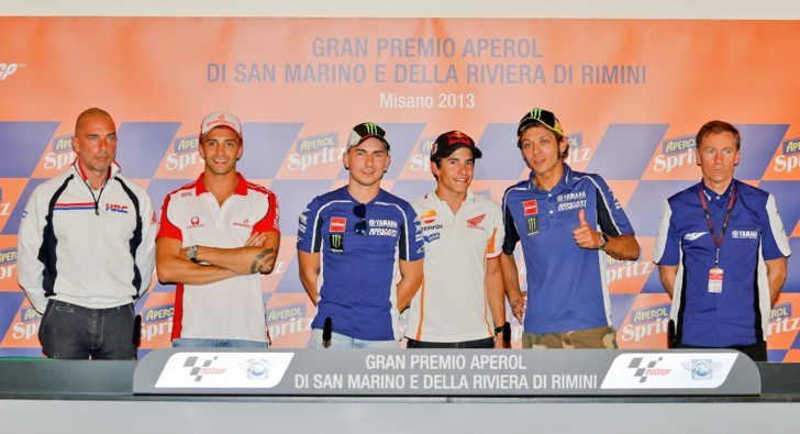 2013 MotoGP : Yamaha Brings the Seamless Gearbox to Misano