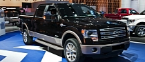 2013 NAIAS: Ford F-150 King Ranch Special Edition [Live Photos]