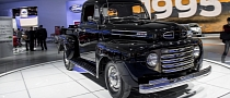2013 NAIAS: Historic First-Gereration Ford F-Series [Live Photos]