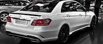 2013 NAIAS: Mercedes-Benz E63 AMG S 4MATIC [Live Photos]