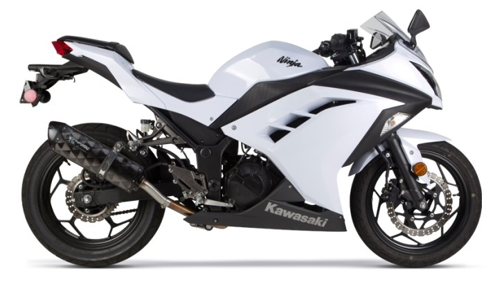 2013 Ninja 300 Gets TBR Power Plus Racing Kit [Video]