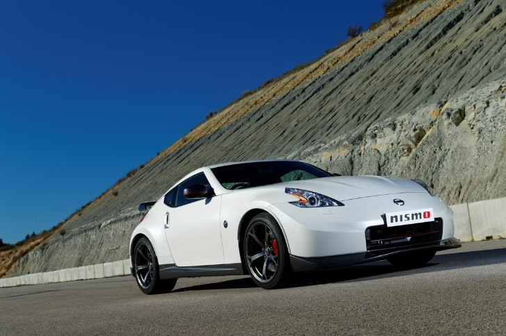 2013 Nissan 370Z UK Pricing Revealed [Photo Gallery]