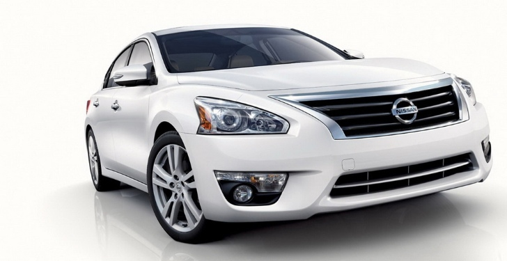 2013 Nissan Altima Leaked [Photo Gallery]