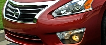 2013 Nissan Altima Recalled