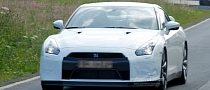 2013 Nissan GT-R Nurburgring Lap Time to Be 8 Seconds Shorter