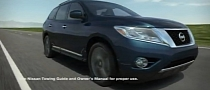 2013 Nissan Pathfinder Makes Video Debut [Video]
