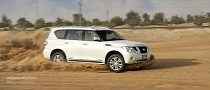 2013 Nissan Patrol Tested