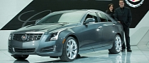 2013 North American Car of the Year: Cadillac ATS